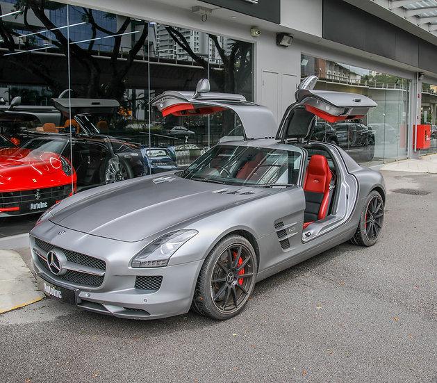 2013 Mar Mercedes-Benz SLS AMG