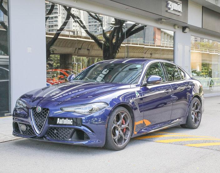 2019 Jul Alfa Romeo Giulia