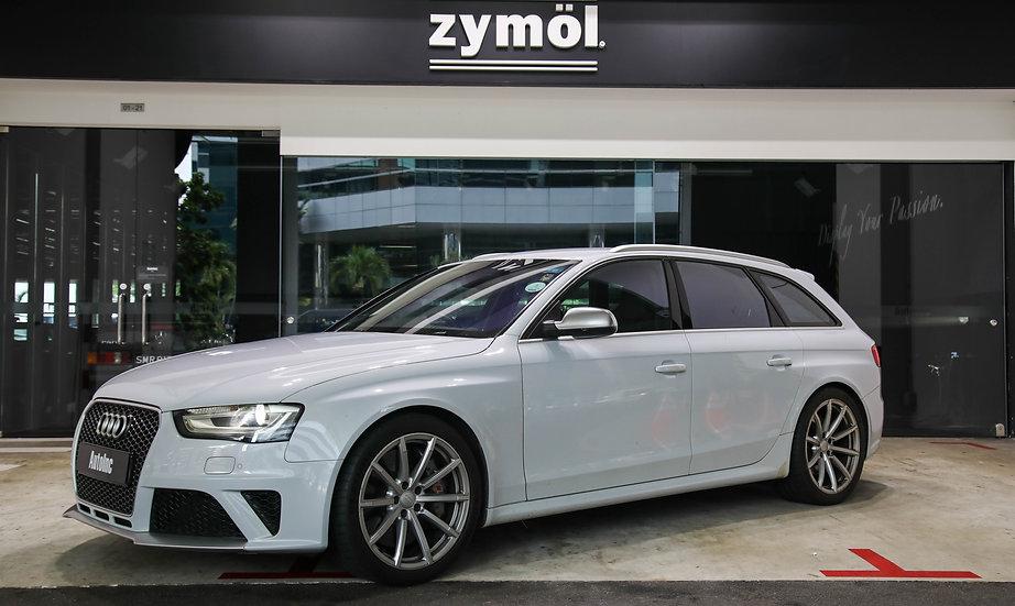 Audi RS4 Avant FSI QU