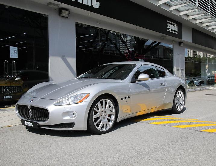 2008 May Maserati GranTurismo 4.2