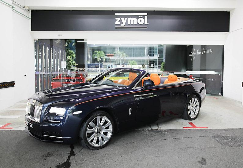 2016 Sep Rolls Royce Dawn