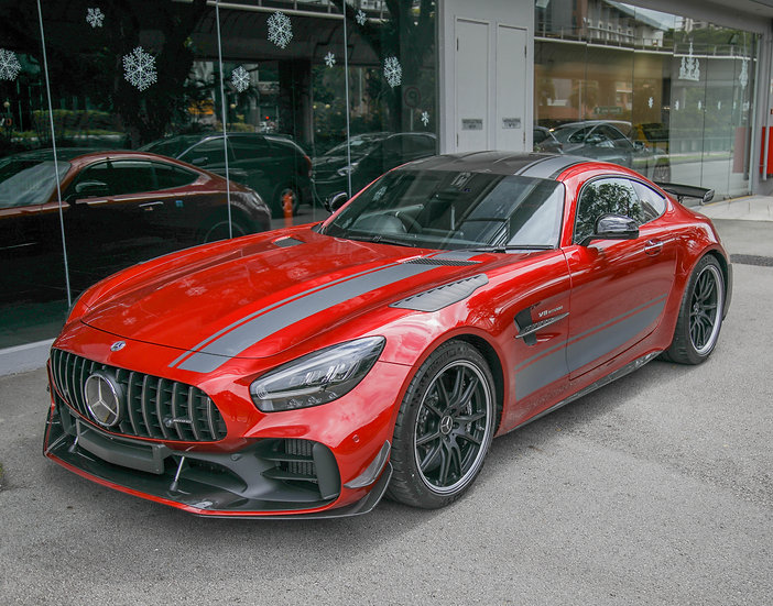2021 Jan Mercedes-Benz AMG GT R Pro