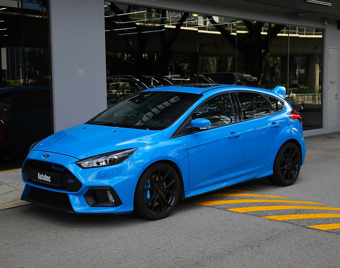 2016 Jul Ford Focus RS 2.3M