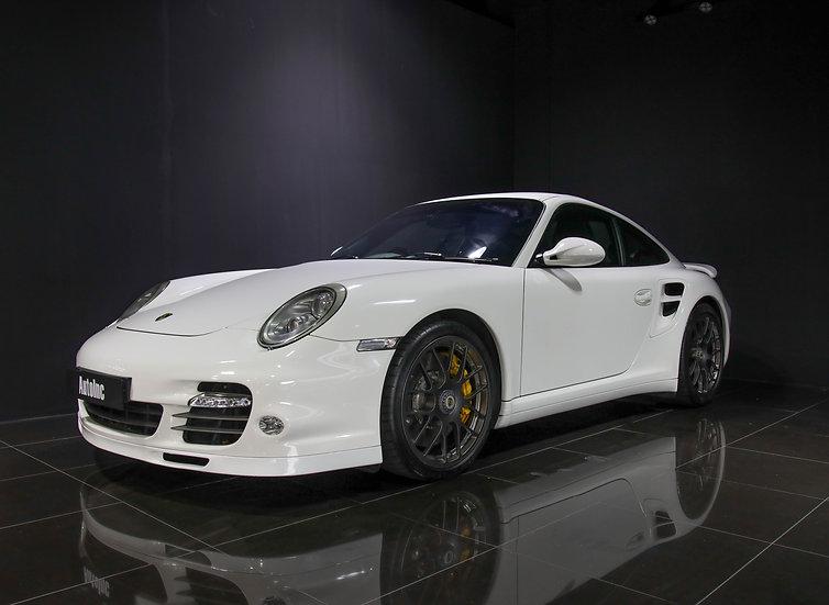 2011 Apr Porsche 911 Turbo S Coupe 3.8A PDK