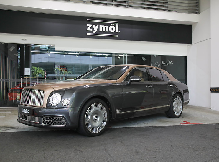 2019 Apr Bentley Mulsanne 6.75A