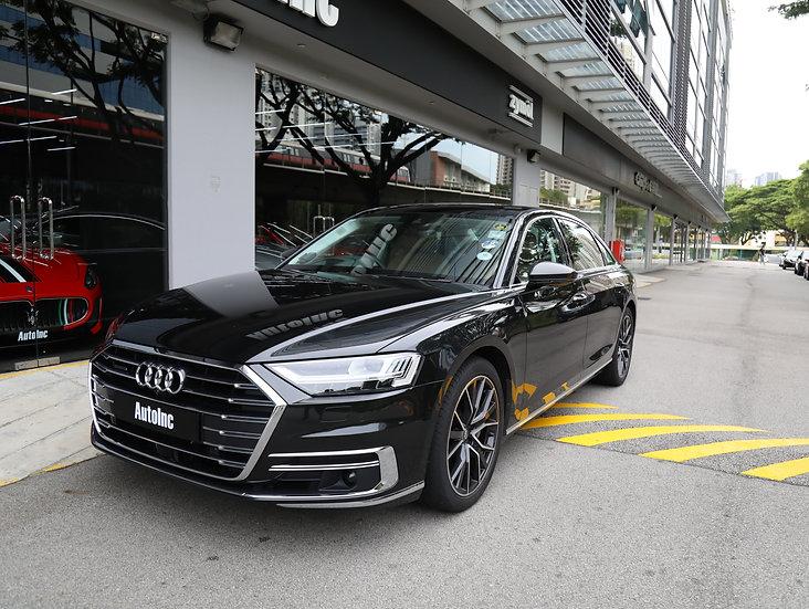 2018 Oct Audi A8L 3.0TFSI Quattro