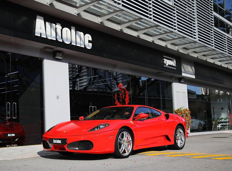 2008 May Ferrari F430