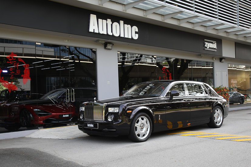 2010 Nov Rolls-Royce Phantom EWB