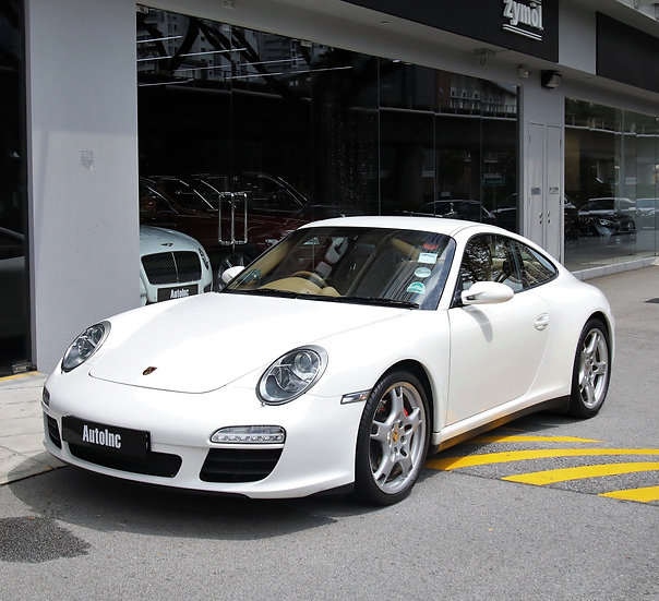 2006 Mar Porsche 911 C4S Coupe Tip