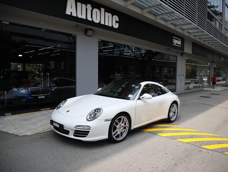 2009 Mar Porsche 911 Targa 4S PDK