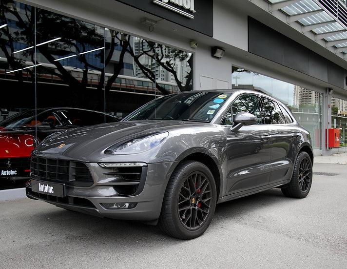 2017 Nov Porsche Macan GTS 3.0A PDK