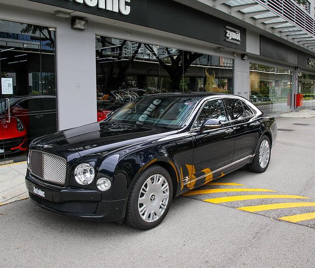 2015 Sep Bentley Mulsanne S