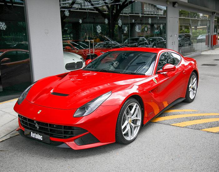 2013 Mar Ferrari F12 Berlinetta 6.3A