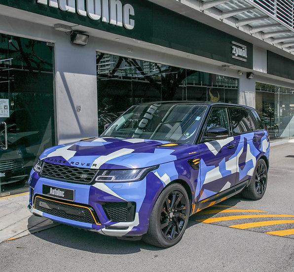 2019 Feb Land Rover Range Sport Diesel 3.0A