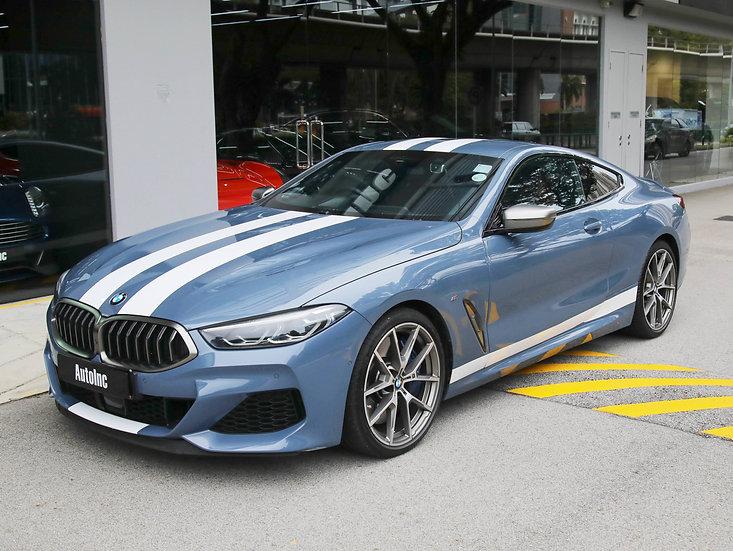 2019 Feb BMW M Series M850i Coupe