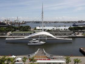 Taiwan's First Pedestrian Swing Bridge inaugurated in Kaohsiung!