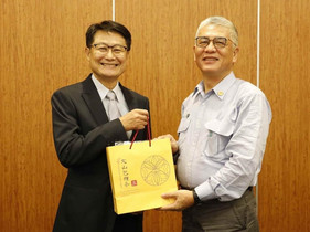 CECI Receives New Taipei City's Delegation for an In-Depth Exchange on New Transformative Technology