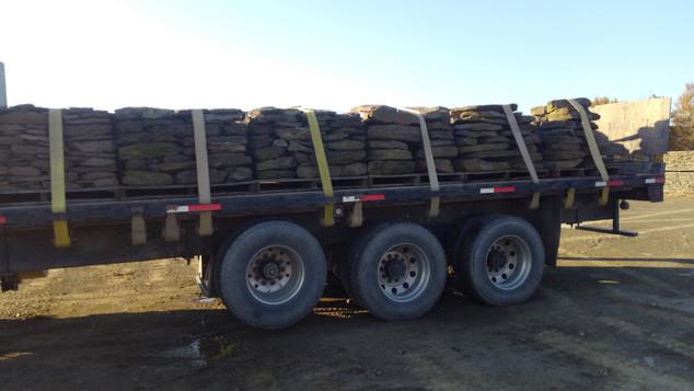 Fieldstone Triaxle Load