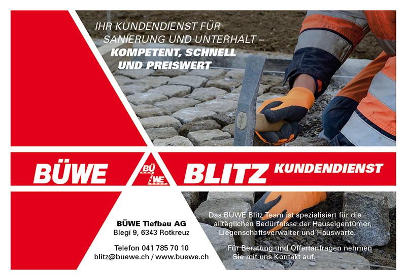 BÜWE Tiefbau AG