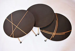 Wood and Carbon WOCA Table