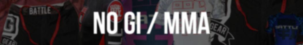 no gi mma banner