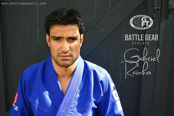 Gabriel Rainho Battle Gear