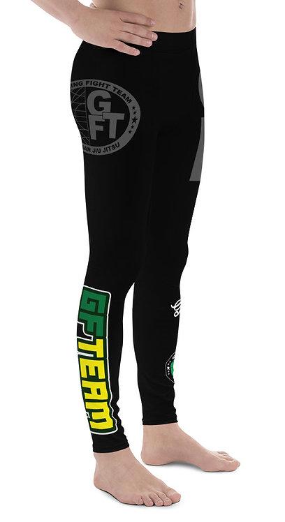 GFTEAM Colour Male NO GI MMA Spats Leggings