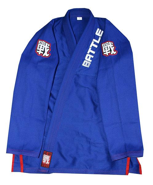 GUARDIAN MK2 BJJ Brazilian Jiu Jitsu Blue Kimono / Gi