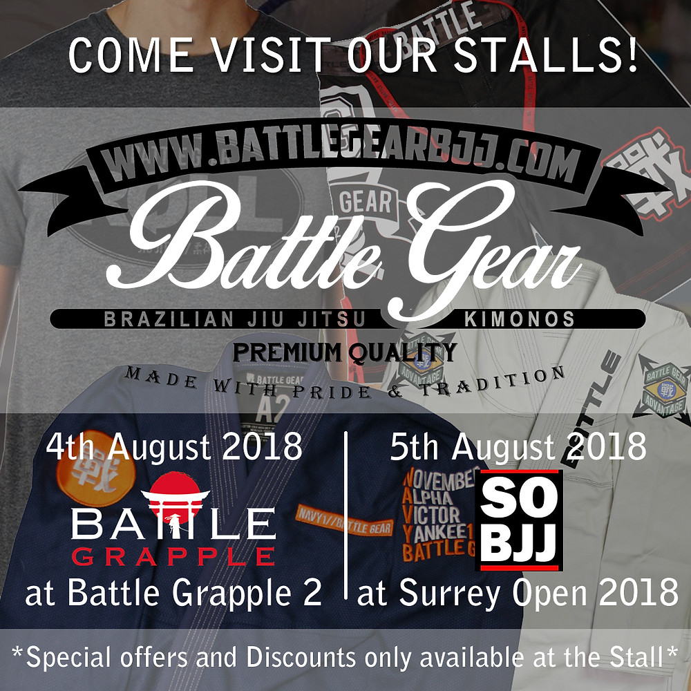 details for Battle Gear Events
