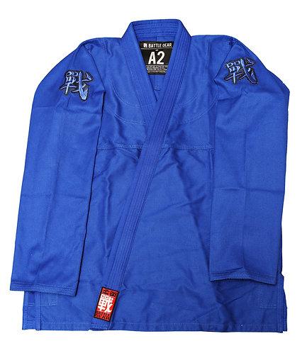 CORE 350 BJJ Brazilian Jiu Jitsu Blue Ultra Lightweight Kimono / Gi