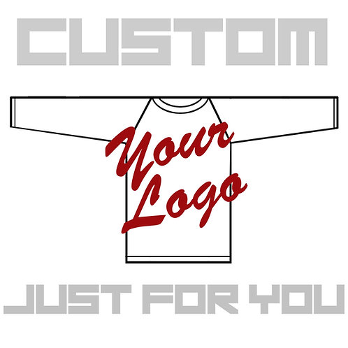 Fully Custom Long Sleeve NO GI MMA Rashguard
