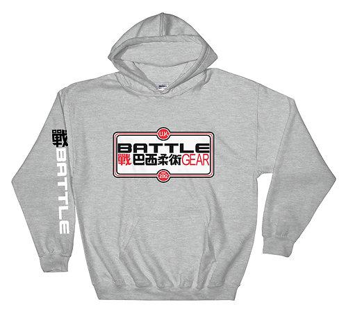 Battle Gear Unisex Hoodie T1