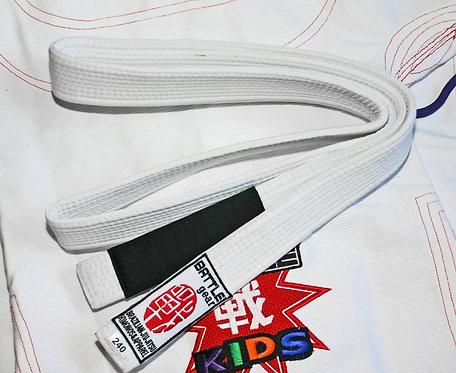 Youth BJJ Brazilian Jiu Jitsu White Belt