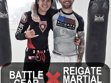 Battle Gear NEW UK Stockist!