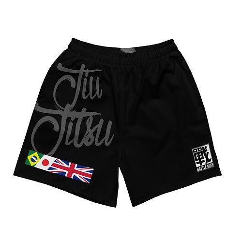 REPRESENT Customisable Mid Thigh Grappling Shorts