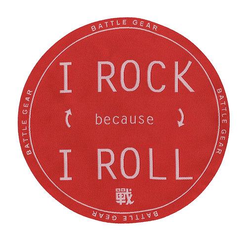 Rock & Roll Patch by Battle Gear