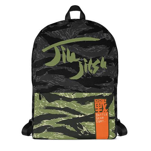 Battle Gear Tigerstripe Camo Back Pack