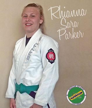 Rhianna Parker Battle Gear