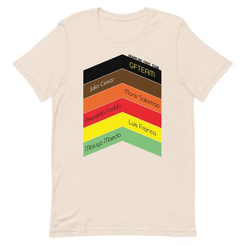 GFTEAM Lineage Unisex T shirt - 2 colours