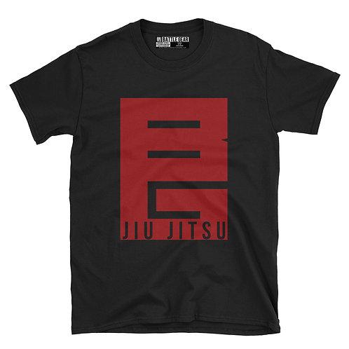 BG Jiu Jitsu Unisex Black T shirt