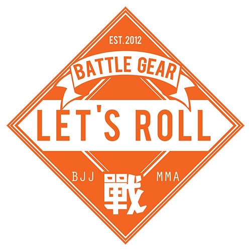 Let's Roll Patch by Battle Gear