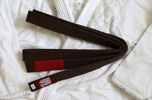 BJJ Brazilian Jiu Jitsu Brown Belt (Instructor)