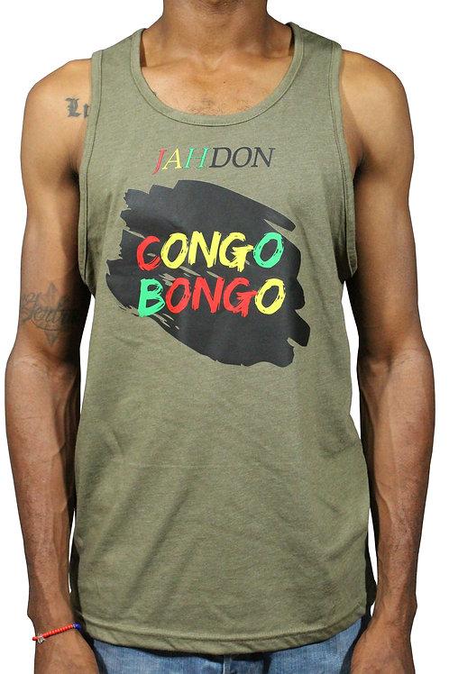 Sleeveless Congo Bongo T- Shirt