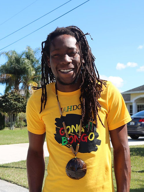 Crew Neck Men's Congo Bongo T-Shirt