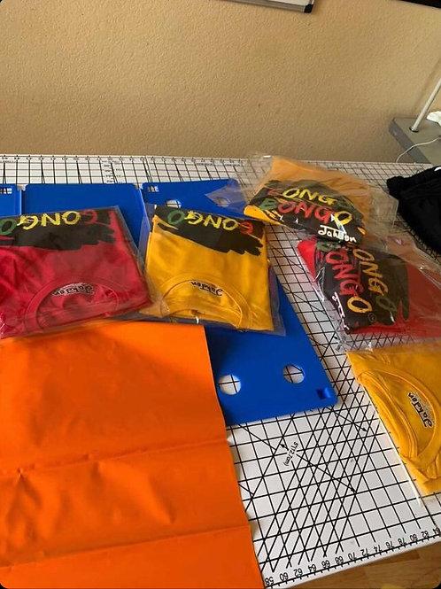 """""""Congo Bongo"""" T-Shirt"""
