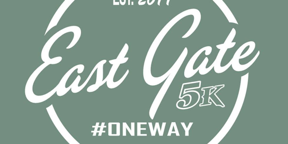 East Gate Virtual 5k/1K
