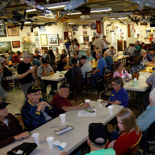 Welcome Vets Thursdays at Richards Coffe