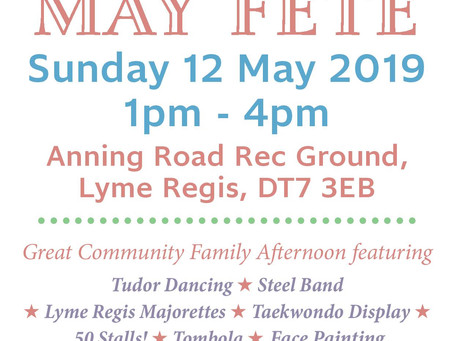 Lyme Regis May Fete