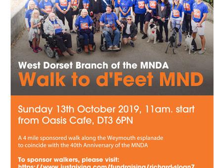 Walk to d'Feet MND