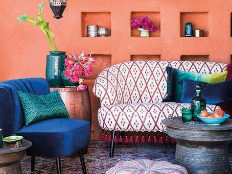 The Hottest Interior Design Predictions for 2018